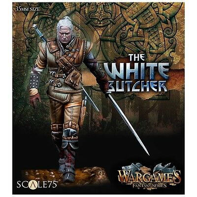 Scale 75 The White Butcher 35mm unpainted resin figure Kit