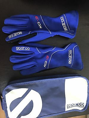 Sparco Racing Gloves