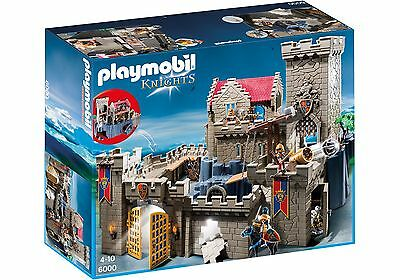 Playmobil 6000 Royal Lion Knights Castle New In Box
