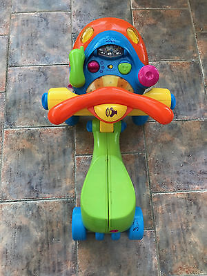 Bruin 2 in 1 Play And Ride Walker