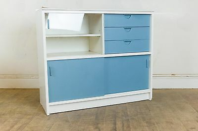 Vintage Retro 1950s Kandya Kitchen Drawer Unit - Frank Guille