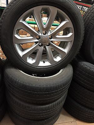 "20"" Land Rover Range Rover VW T5 Alloy Wheels & Tyres"