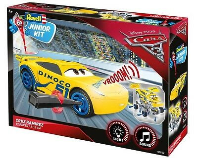 Interhobby 44002 | Revell 00862 Cruz Ramirez Cars Junior Kit Bausatz NEU in OVP