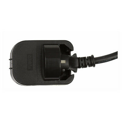 Showtec - Schucko to UKPlug adaptor Blac