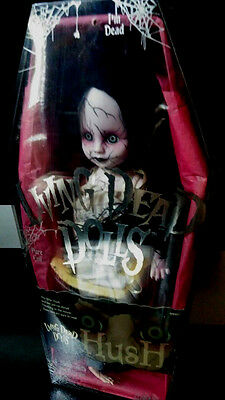 Living Dead Dolls Hush Serie 6 Rare- Sealed New (Nuovo)