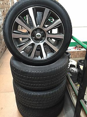 "21"" Land Rover Range Rover VW T5 Alloy Wheels"