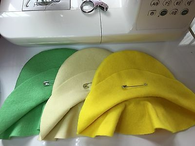 """New Hat for 18""""-20"""" Gabrielle Paddington (Choice of colours)+Tag"""