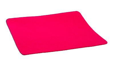 Gorgeous Pink Mateque Heat Resistant Mat For Cloud 9 GHD & Others Heat Proof Mat