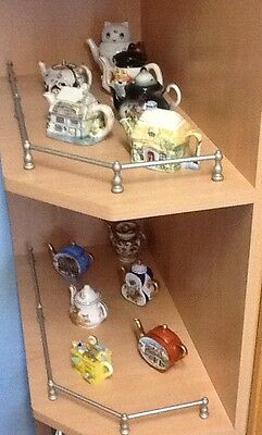 Collection Of Miniature Teapots (13 In Total)