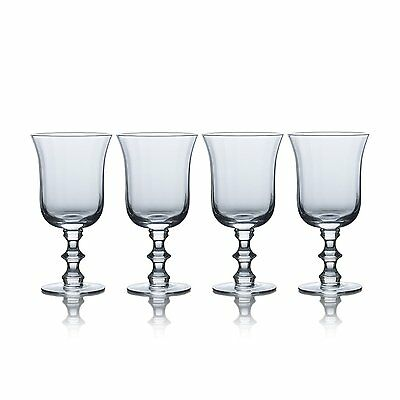 Mikasa Bordeaux Goblet Wine Glass, 15.5-Ounce, Set of 4