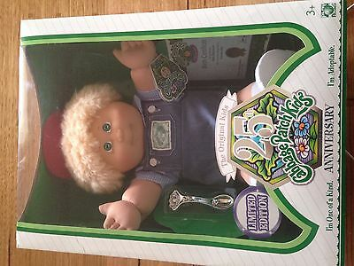 Cabbage Patch Kid 25th Anniversary Limited Edition