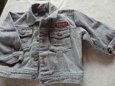 Tonka Construction Wear Jacket sz.24-Adorable and Great Quality & Condition