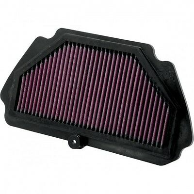 Air filter kawasaki zx6r 09-10 - ka-6009 - K & n  10111908 (KA-6009)