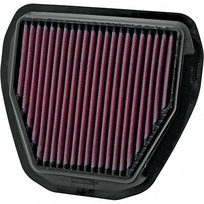 Replacement air filter yamaha yz 450 f - ya-4510 - K & n  10112326 (YA-4510)