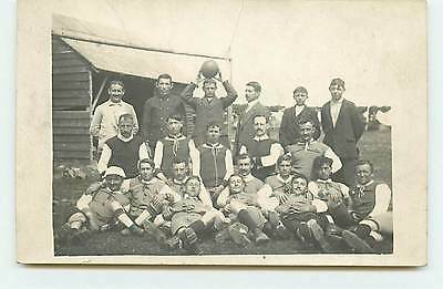 Carte-Photo - Equipe de Foot