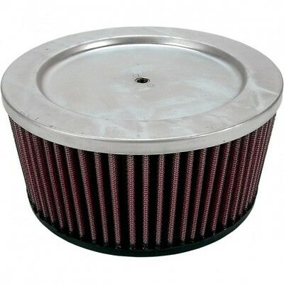 Replacement air filter round tapered h-d evo 3.25 ... - K & n  10111062 (E-3228)