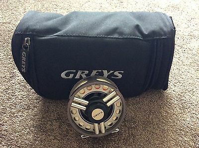 Fly reel, Greys x-flite 3/4