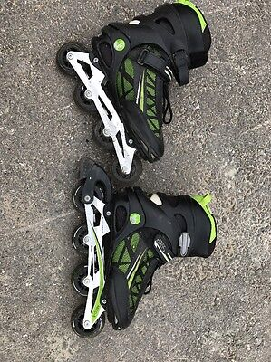 roller blades size 10 No Fear