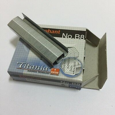 1000 Staples No.B8 Stationery Schools Office Supplies Paper Desk Accessories New