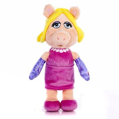 """The Muppets Show 8"""" Flopsies Soft Plush Toy - Miss Piggy - 33350 - Posh Paws"""