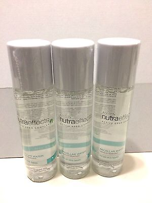 3 x Avon Nutra Effects Micellar Water Makeup Remover @ 150ml * New & Sealed*