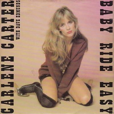 Baby Ride Easy / Too Bad About Sandy 7 : Carlene Carter