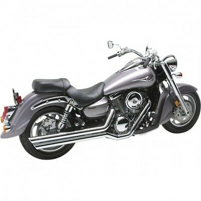 Exhaust big shots staggered - 18309 - Vance & hines V18309 (18309)