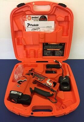 Paslode IM250A Li Angled Finish Nailer ***NEW***