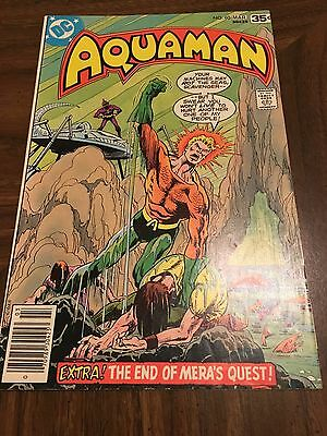 Aquaman Volume 1 Issue 60 DC Comics