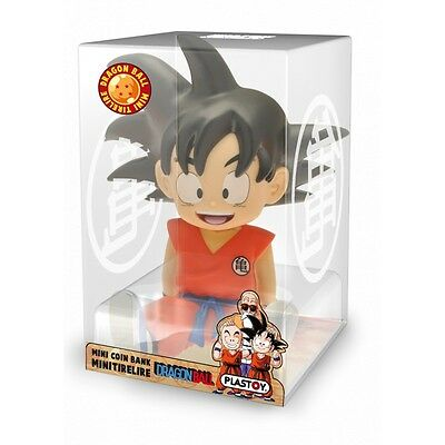 Dragon Ball Z Goku Gokou Plastoy Coin Bank Hucha Figura Figure New Nueva
