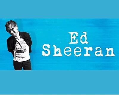 Ed Sheeran Melbourne 10th March Tickets x2