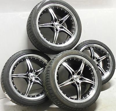 Alloy Wheels Used 2354018 Winter Tyres 5x112 Audi A3 A4 Seat VW Volkswagen Golf