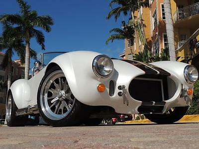 1965 Shelby Cobra 1965 Backdraft Cobra Roush 427 R fuel injected huge options 550HP soft top