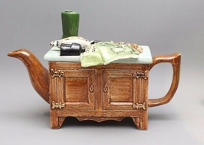 Vintage Collectable Teapot - In the form of a stove-oven by Richard Parrington