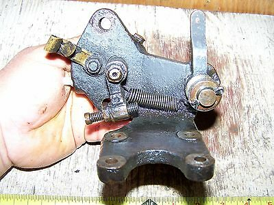 Old SANDWICH 303M31 Hit Miss Gas Engine Webster Ignitor Steam Tractor Motor NICE