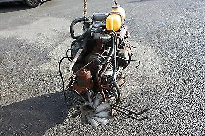 Mercedes Om314 Diesel Engine Unimog Mb Trac 800 900 508D Not 364