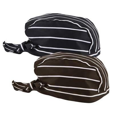 2pcs Chef Cooling Hat relief from kitchen heat, Breathable,Adustable Strap