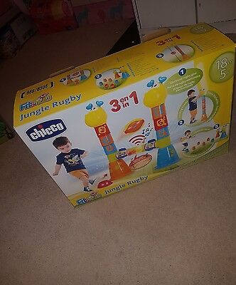 chicco jungle rugby 3in1