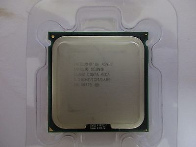 "intel  xeon  X5482  SLANZ    3,2Ghz,   12M,   FSB 1600   COMME NEUF ""IMPECCABLE"""