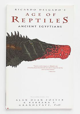 Age of Reptiles Ancient Egyptians Dark Horse Graphic Novel Comic Book
