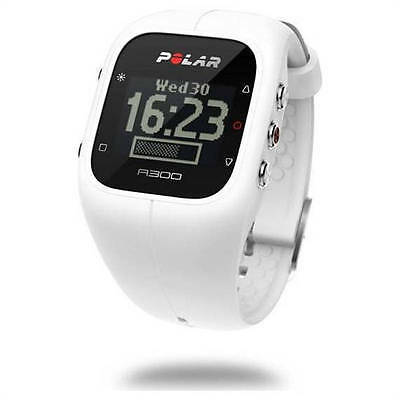 Polar A300 HR White Pulsometer