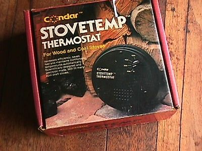 Condar Woodstove Thermostat