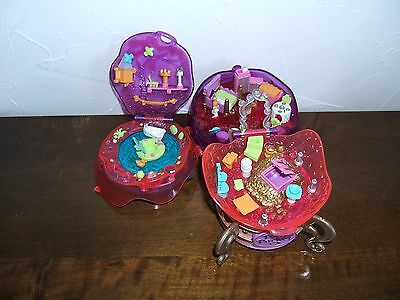 Polly Pocket Bluebird 1996 Vintage Sans Personnage