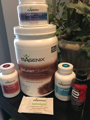 Isagenix 30 Day System Starter Kit W Cleanse Support
