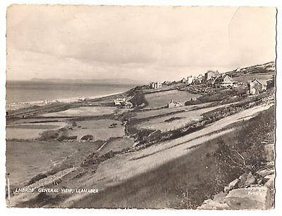 Old Postcard 'Llanaber' General View 1959 R/P