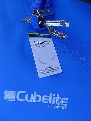 Lastolite Cubelite - 3ft or 90cm Mint - used once! with clips, bag LIGHT TENT