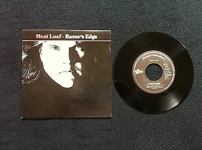 "Meat Loaf - Razor's Edge (7"" Singles) NEAR MINT!"
