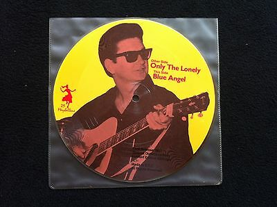 "Roy Orbison - Only the lonely / Blue Angel (7"" Singles) PICTURE DISC 1000 Copies"