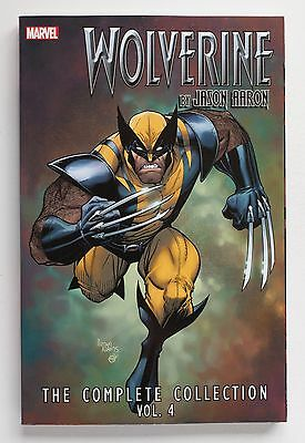 Wolverine The Complete Collection Vol. 4 Marvel Graphic Novel Comic Book