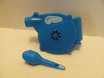 Super Wubble Bubble Ball Battery Operated Air Pump - Blue